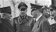 Henry Philippe Petain i Adolf Hitler (fot. Bundesarchiv)