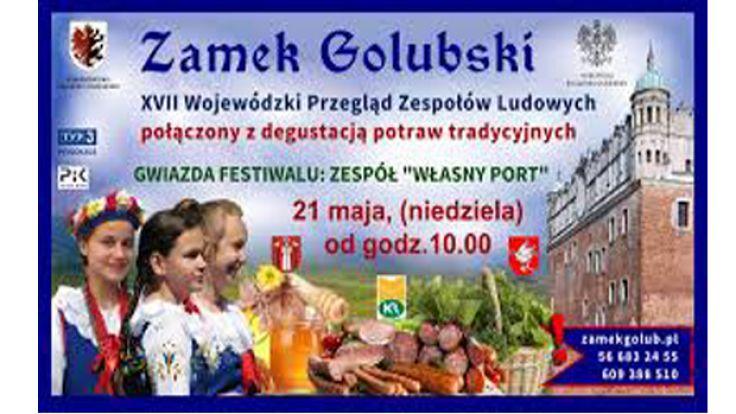 XVII Wojewódzki Przegląd Zespołów Ludowych
