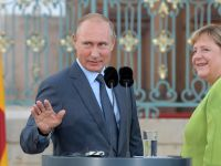 Merkel: Rosja jest ważnym partnerem, z którym trzeba rozmawiać