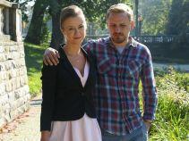 Ale nawet w brutalnym świecie przychodzi czas na romantyczne spacery... (fot. A. Grochowska)