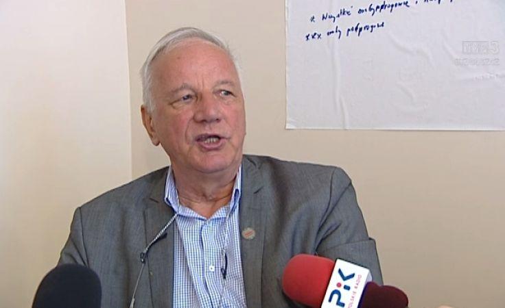Senator Rulewski komentuje prace nad ustawami w parlamencie