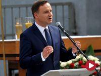 """""""35 lat temu Polacy zrozumieli, że są wspólnotą. Zrozumieli też, że wspólnota może zwyciężyć"""""""