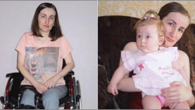 Szansą dla Agnieszki jest terapia z wykorzystaniem komórek macierzystych (fot. siepomaga.pl)