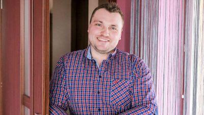 Grzegorz – 30 lat