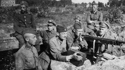 Spór o historię – 1920 – Przyjaciele i wrogowie