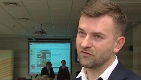 Maciej Mazur - Zasłużony dla Kultury Polskiej
