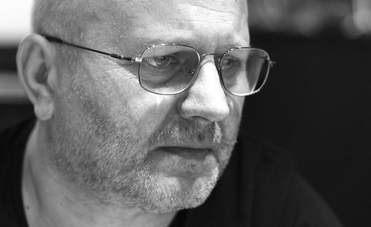 Mariusz Drzewosz (fot. Marek Łopata)