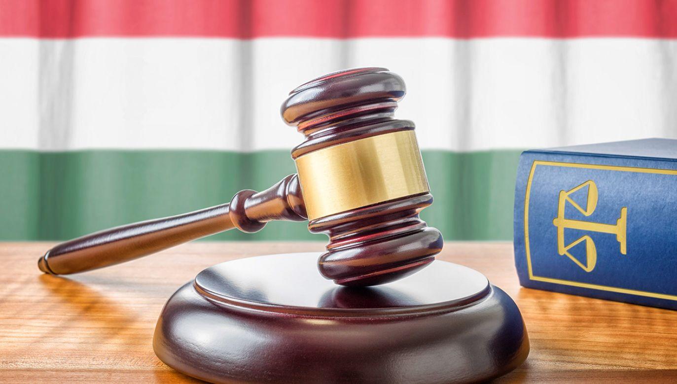 Sąd apelacyjny w Miszkolcu utrzymał wyrok sądu niższej instancji skazujący na trzy lata więzienia polskiego kierowcę ciężarówki(fot. Shutterstock/Zerbor)