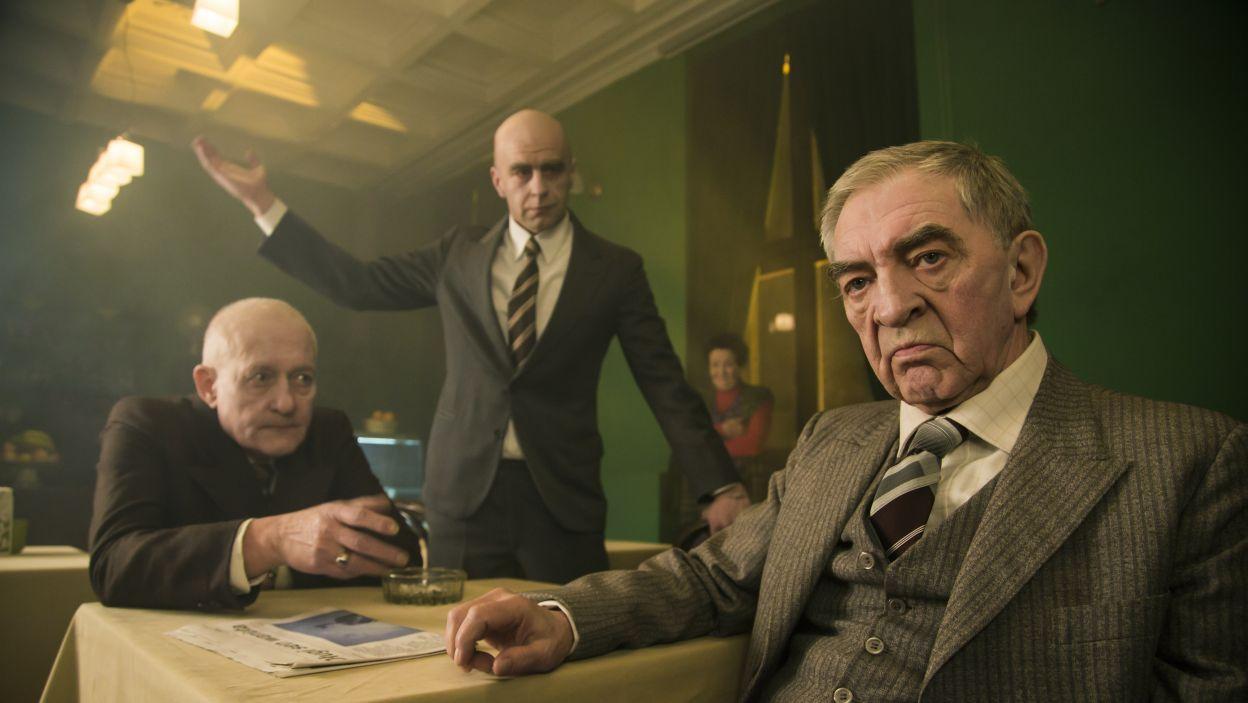 Duchy poprzednich dyrektorów nie są zadowolone z tego, co dzieje się wokół teatru (fot. Maria Wytrykus)