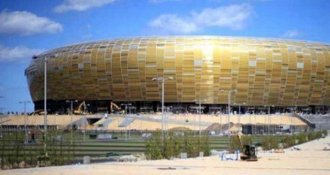 Stadion w Gdańsku z zewnątrz ma przypominać bursztyn (fot. PAP)