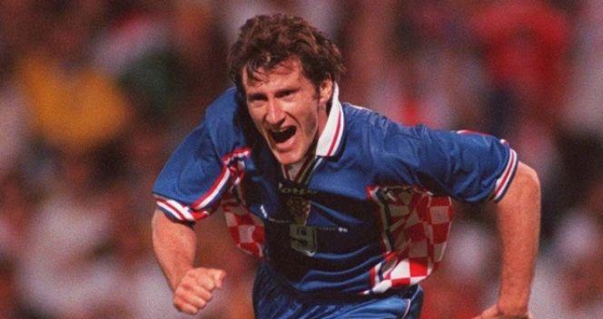 Suker na mundialu we Francji strzelił 6 goli (fot. Getty Images)