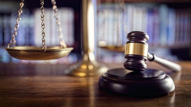 Na sądy wydajemy w przeliczeniu na mieszkańca 50 euro rocznie (fot. Shutterstock/Brian A Jackson)
