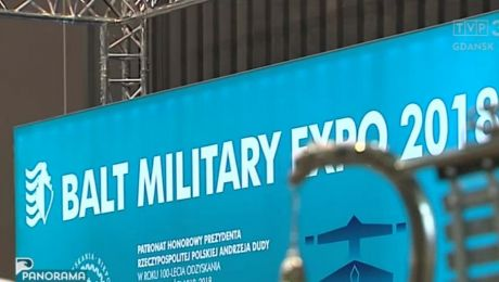 Ruszyły piętnaste Bałtyckie Targi Militarne