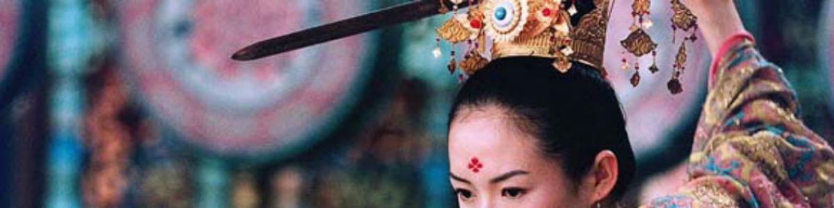 Filmy Zhanga Yimou