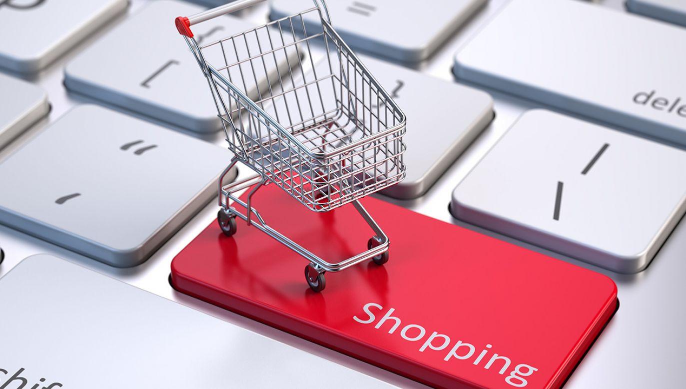 E-handel to również szansa dla MŚP (fot. Shutterstock/Sashkin)