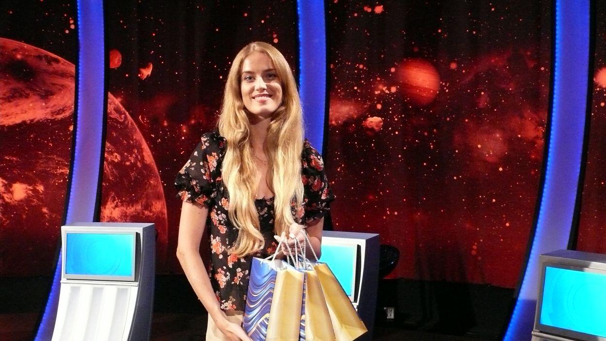 Nagrody wręczy Pani Sylwia