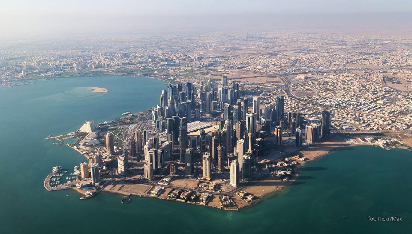 Katar ma najwyższe dochody na mieszkańca (fot. Flickr/Max)