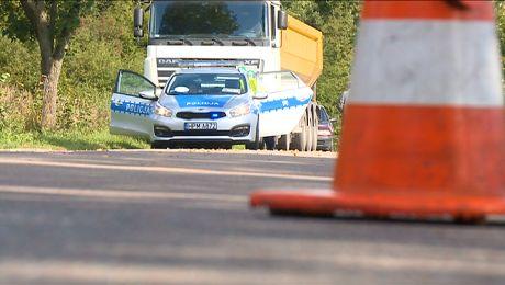 Policjanci ranni w wypadku