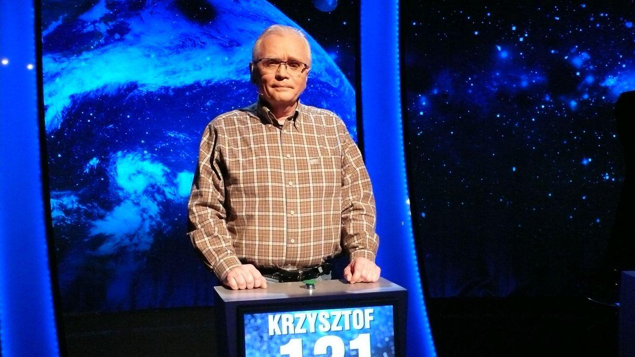 Krzysztof Szarek - zwycięzca 5 odcinka 99 edycji