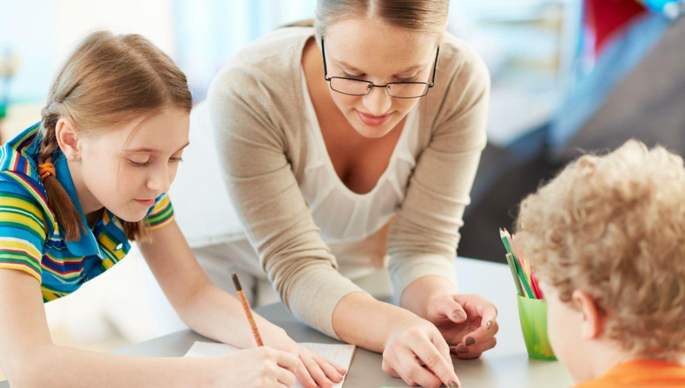 Wcześniej ZNP przekonywało, że nauczyciele odchodzą z pracy (fot. Shutterstock/Pressmaster)