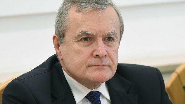 Wicepremier Piotr Gliński (fot. arch.PAP/Radek Pietruszka)