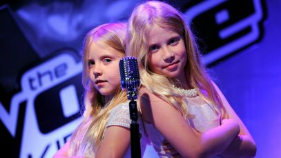 "Na scenie ""The Voice Kids"""
