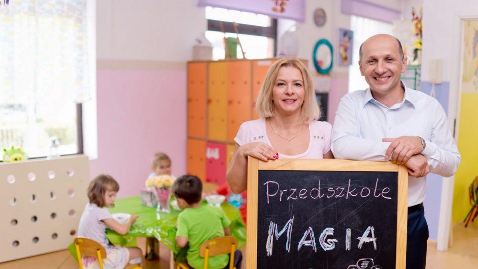 Przedszkole Magia