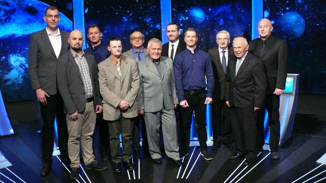 Oto grupa zawodników, która rozpoczęła rywalizację w 4 odcinku 111 edycji programu