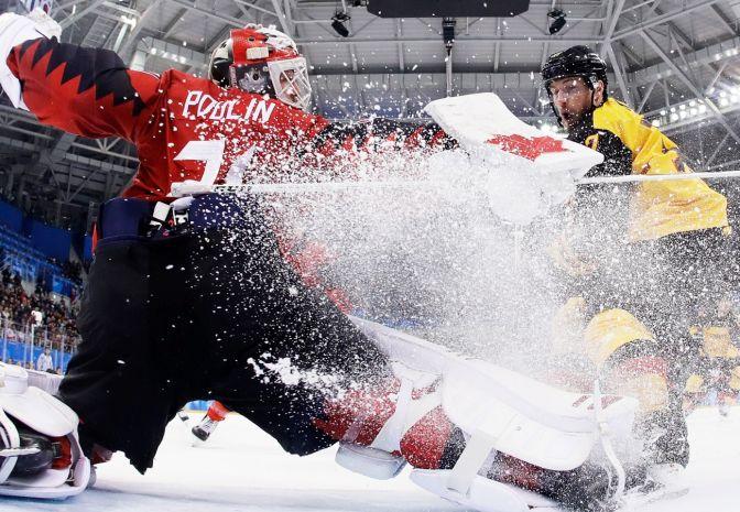 Brąz na otarcie łez? Kanada powalczy z Czechami