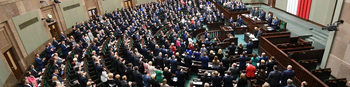 Sejm rok po wyborach