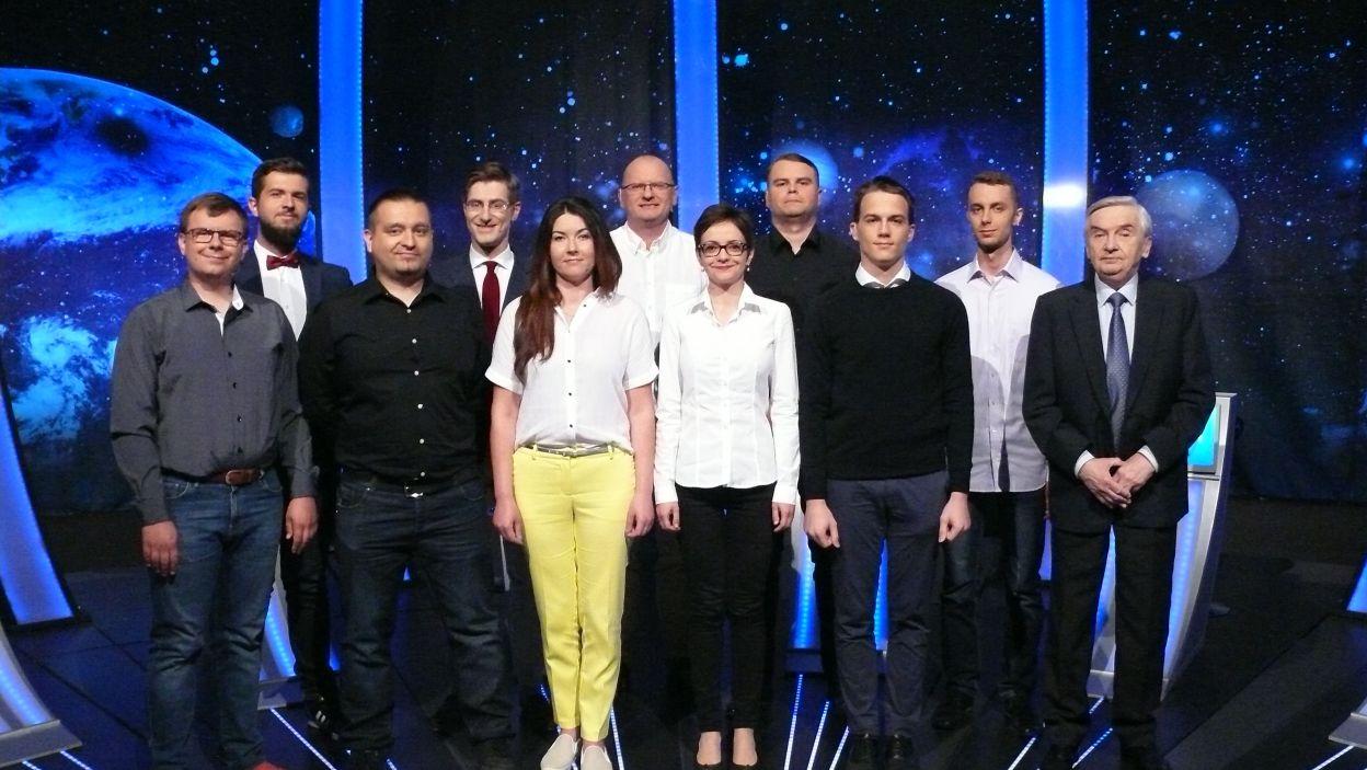 107 seria przyciągnęła wiele chętnych Pań i Panów a w 7 odcinku wystąpią następni zawodnicy