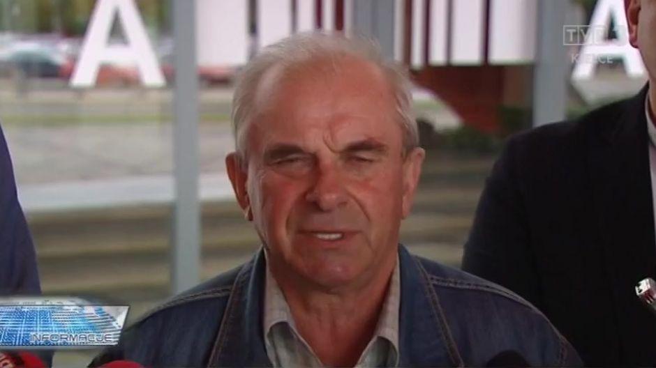 Ryszard Ciźla, prezes Świętokrzyskiej Izby Rolniczej