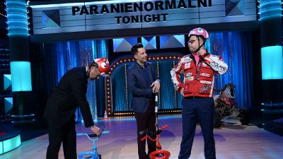 Paranienormalni Tonight - (1)