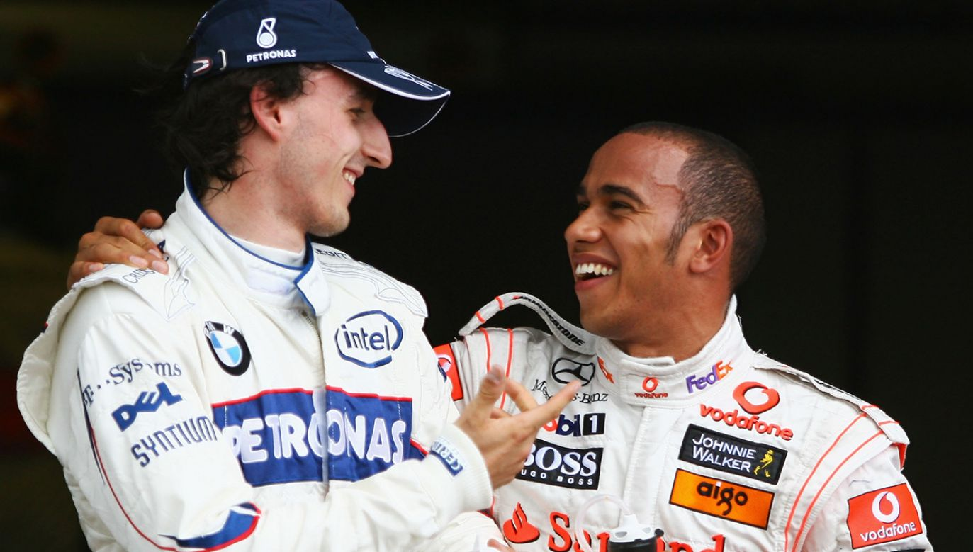 Polak startował już w F1 w zespołach BMW Sauber oraz Renault (fot. Paul Gilham/Getty Images)
