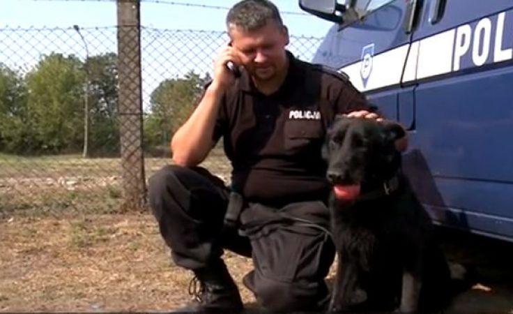 Black z Torunia psim policyjnym mistrzem Polski