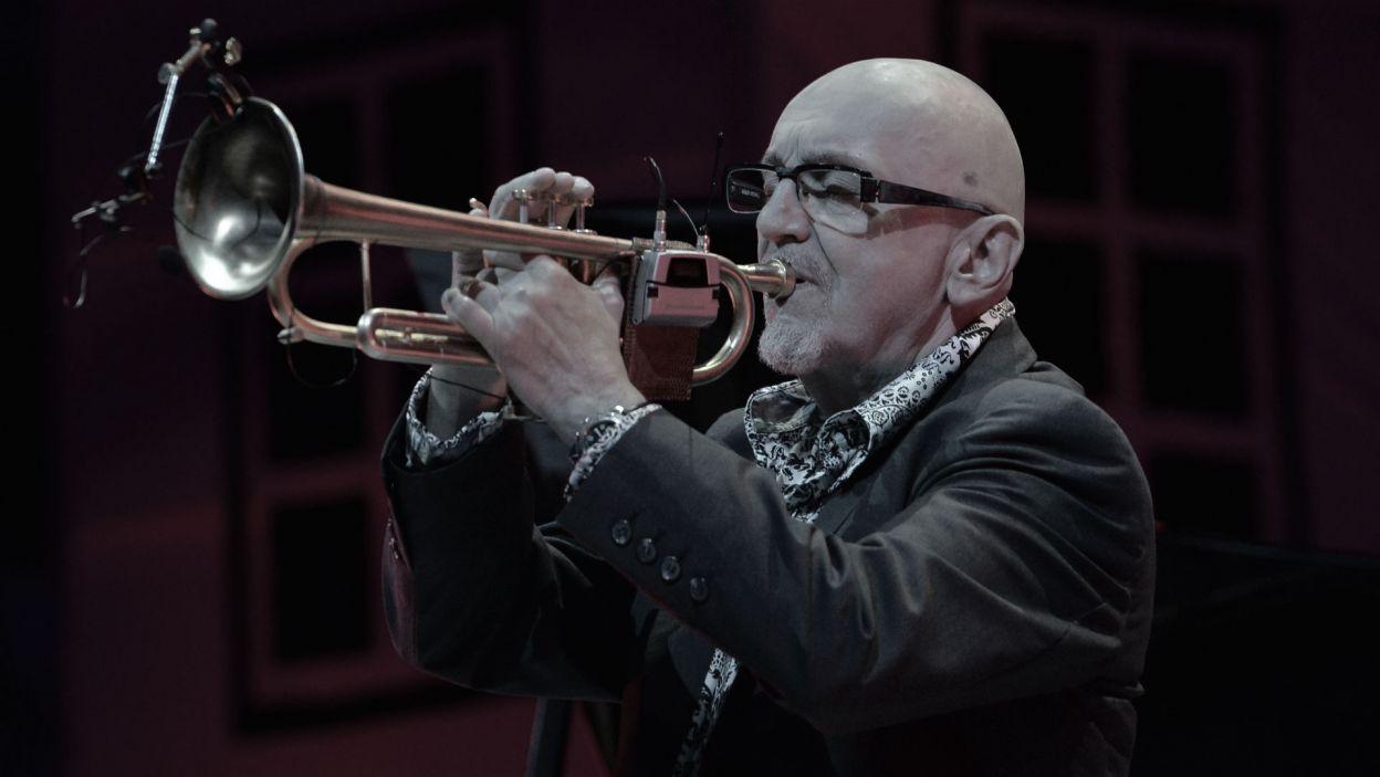 W tym samym czasie odszedł znakomity trębacz jazzowy i kompozytor – Tomasz Stańko (fot. TVP)