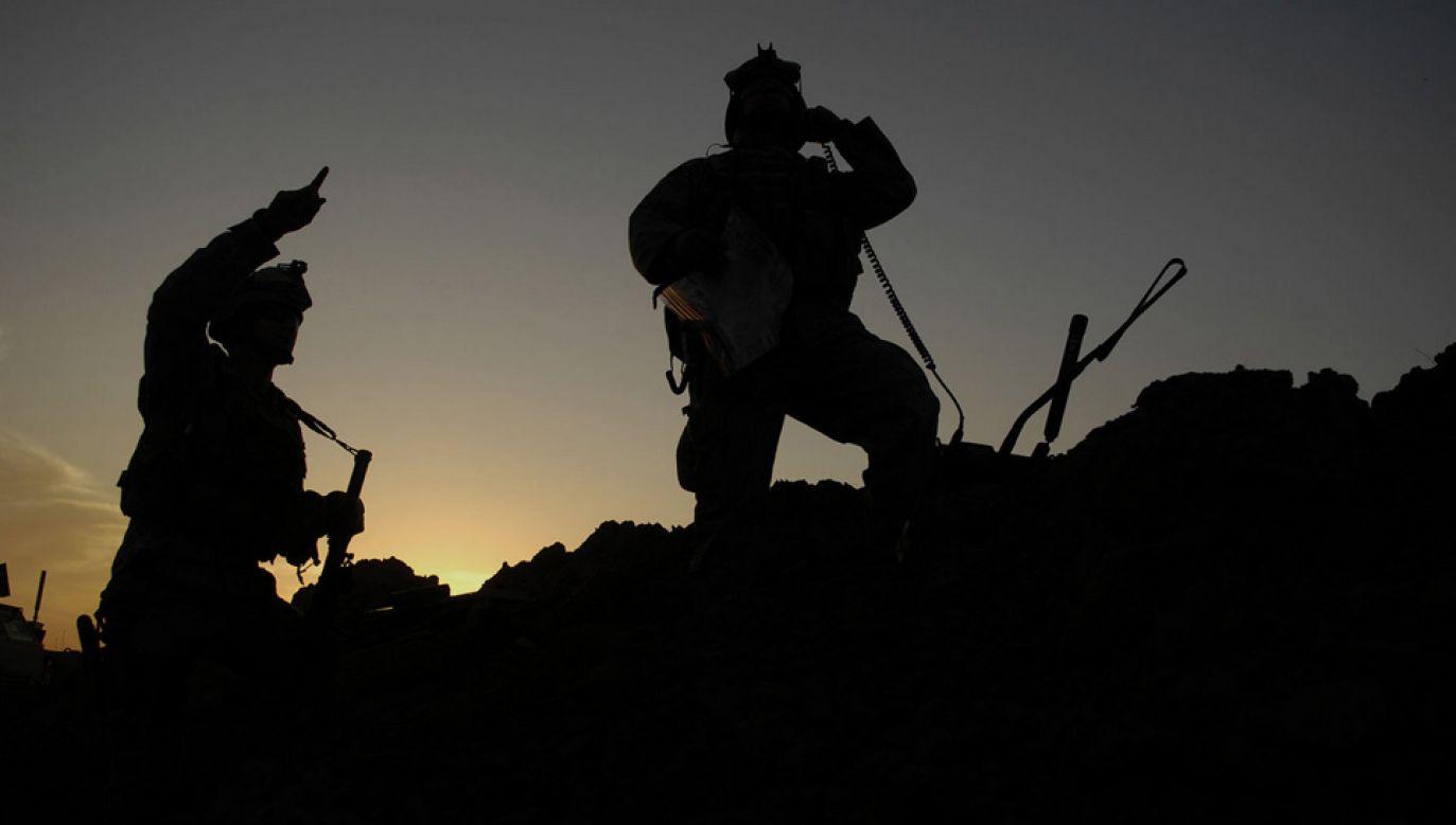 Podczas wojny śmierć poniosło ponad 3,5 tys. amerykańskich żołnierzy (fot. Defense.gov)