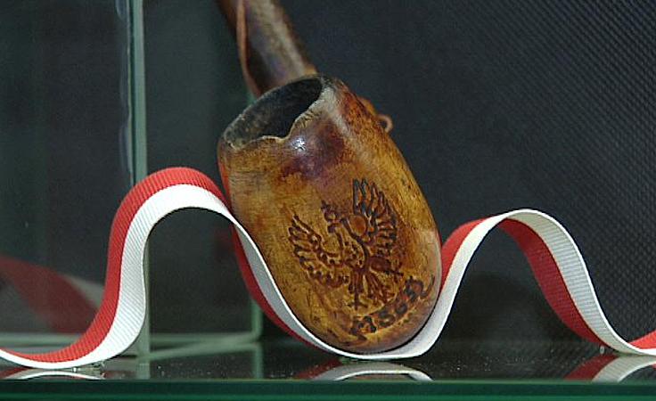 Niezwykła kolekcja 300 zabytkowych fajek z całej Europy
