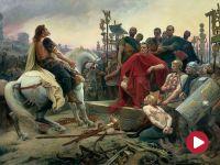 Historia w postaciach zapisana – Juliusz Cezar
