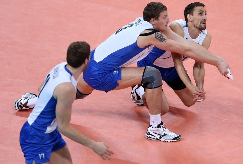 Rosyjskie przyjęcie na igrzyskach funkcjonuje nadspodziewanie dobrze (fot. Getty Images)