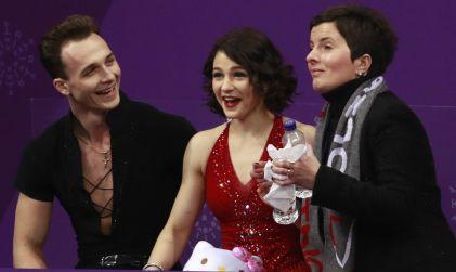 Kaliszek i Spodyriew: igrzyska są dla nas nagrodą