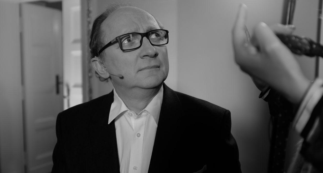 Adam Rozlach. Fot. Zuzanna Gąsiorowska