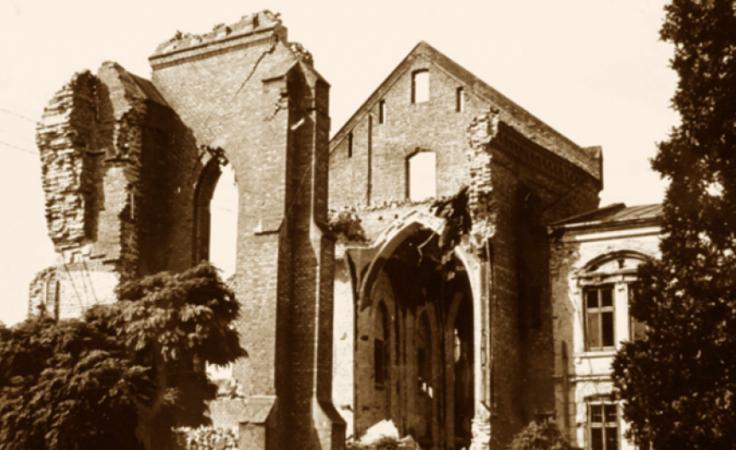 Zdjęcie ze zbiorów Muzeum Regionalnego w Jaśle