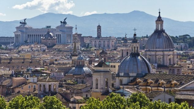 Rzym boryka się z przestępczością zorganizowaną (fot. Flickr/ Bert Kaufmann)