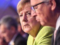"""Juncker chce zainstalować Merkel w Brukseli? """"Nie może zniknąć ze sceny politycznej"""""""
