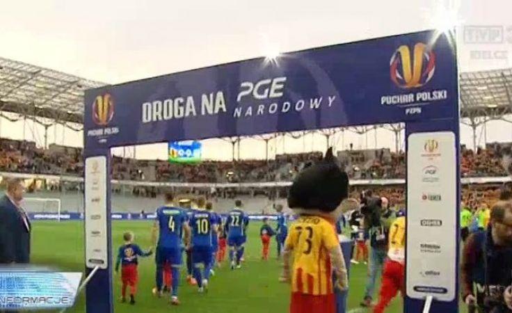 Narodowy nie dla Korony. Arka wygrywa i jest w finale Pucharu Polski