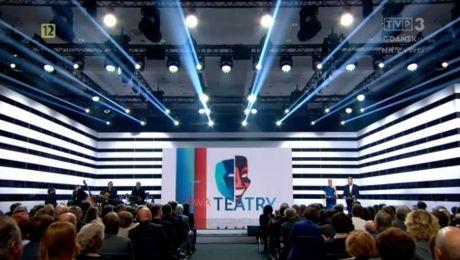 """Gala XVIII Festiwalu Teatru Polskiego Radia i Teatru Telewizji Polskiej """"Dwa Teatry – Sopot 2018"""""""