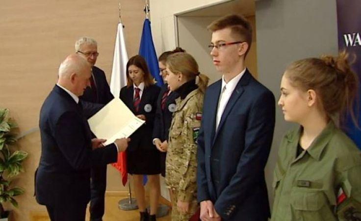 Systematyczna nauka nagrodzona stypendium premiera