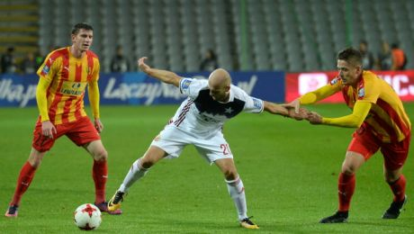 Wisła Kraków 1:0 po dogrywce (0:0) , (fot. PAP/Piotr Polak)