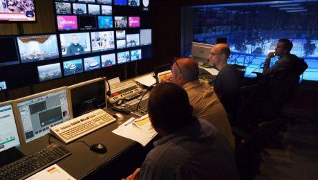 25 kwietnia możliwe są przerwy w odbiorze programów telewizyjnych. (fot. arch./Gabriela Mruszczak)